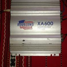 Statie / amplificator auto RAVELAND XA 600