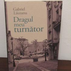 DRAGUL MEU TURNATOR-GABRIEL LIICEANU - Biografie