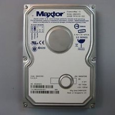 Hard disk Maxtor DiamondMax 10 6B200P0 200GB 7200 RPM 8MB Cache IDE, 200-499 GB