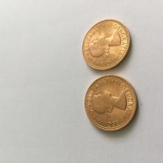Moneda aur Marea Britanie Anglia Sovereign Regina Elizabeth II 1958 1968, Europa