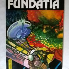 Isaac Asimov - Fundatia - Carte SF