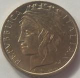 Moneda 100 Lire - ITALIA, anul 1993 *cod 1351 --- UNC, Europa