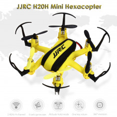 Drona JJRC H20H | 4 CH 6-Axis GYRO | Quad-Copter | Mentinere Altitudine
