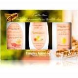 Floramin Set Cadou (Gel Dus+Balsam+ Sampon) 3 X 250ml, COMPLEX APICOL - Gel de dus