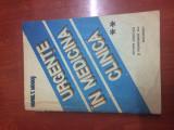 Urgente in medicina clinica vol.II V.T. Mogos