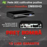 ~ Dreambox DM800 HD PVR Linux Enigma2 CCcam 12 Luni Garantie!, Receivere digitale