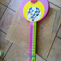 Bnk jc Mandolina de tabla - Jucarie de colectie