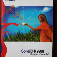 COREL DRAW Graphics Suite 12 - Carte design grafic