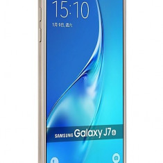 Samsung Galaxy J7 2016 (SM-J710F) Single Sim Gold - Telefon Samsung