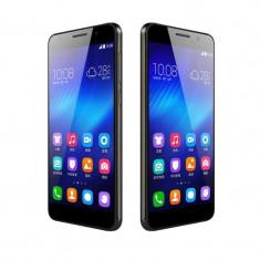 Huawei Honor 6 (H60L02) Dualsim, RAM-3GB, ROM-16 Gb, CPU - Octacore - Telefon Huawei, Negru, Neblocat