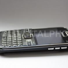 Nokia E72 original (made in Finland) negru + accesorii - Telefon mobil Nokia E72, Neblocat