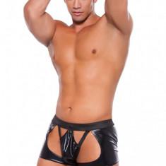 Boxeri Barbati Chaps with Thong Zeus by Allure Lingerie - Lenjerie sexy barbati