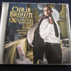 Chris Brown - Exclusive _ cd, album _ Jive(EU) - Muzica R&B Altele, VINIL