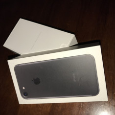 IPhone 7 - Telefon iPhone Apple, Negru, 128GB