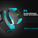Bratara smart fitness --New Arrival Bluetooth 4.0 P1 Heart Rate Monitor