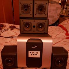 Sistem Genius SW-HF-5.1 3000 - Boxe PC