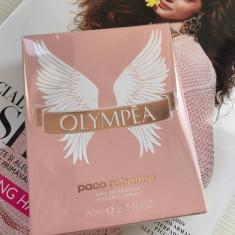 Apa de parfum dama Paco Rabanne Olympea - made in France, 80 ml - Parfum femeie Paco Rabanne, Floral oriental