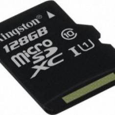 Card de Memorie Kingston microSDXC 128GB Clasa 10 45mbps - Card memorie