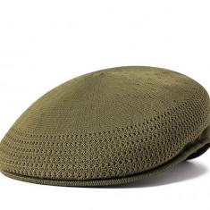 Basca Kangol Tropic 504 Ventair Verde Militar (Masuri: S, M, L, XL) - Cod 921434 - Basca barbati