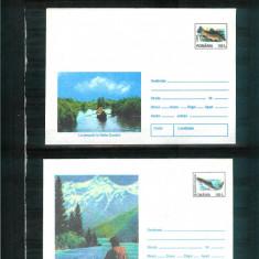 2 Intreguri Postale 1996 - PESCUIT