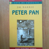 E4 Peter Pan - J M Barrie - Carte de povesti
