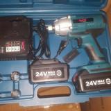Vând pistol de soch 24 volti cu acumulator