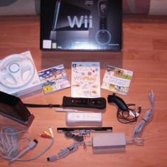 Nintendo Wii Console (Black)
