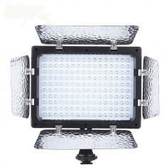 Lampa video led Andoer 160 leduri - Lumini Studio foto