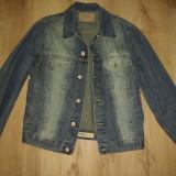 Geaca de blugi Zara Jeans marimea M