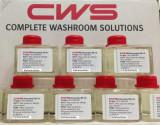 Odorizant CWS frutto  guma turbo pachet 10 + 2 auto cadou