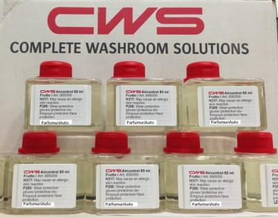 odorizant CWS frutto  guma turbo pachet 10 + 2 auto cadou foto