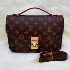 Geanta Louis Vuitton metis - Geanta Dama Louis Vuitton, Culoare: Negru, Marime: Mica