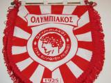 Fanion fotbal OLYMPIACOS PIREU (Grecia)