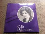 Cella Delavrancea album disc vinyl lp 1988 electrecord exe 03272 clasica, VINIL