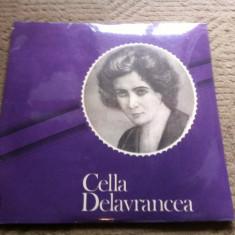 Cella Delavrancea album disc vinyl lp 1988 electrecord exe 03272 clasica - Muzica Clasica electrecord, VINIL