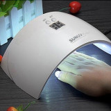 Lampa unghii 36W Hibrid UV/LED manichiura pedichiura Lampa ultima generatie