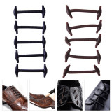 Sireturi elastice (FARA NOD NECESAR) pt pantofi casual / sport