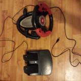 Volan+pedale detasabile PC