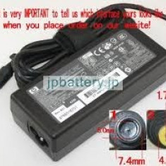 Incarcator/adaptor laptop HP/Compaq nou aftermarket pin 18, 5V/3, 5A/65W - Incarcator Laptop HP, Incarcator standard
