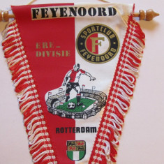 Fanion fotbal FEYENOORD ROTTERDAM (Olanda)