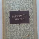 Nuvele - PROSPER MERIMEE - Nuvela