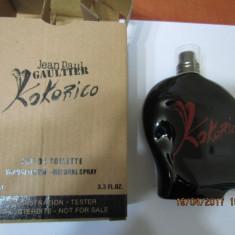 PARFUM TESTER J.P.G KOKORICO --100 ML -SUPER PRET, SUPER CALITATE! - Parfum barbati Jean Paul Gaultier, Apa de toaleta
