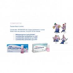 Lactoflora protectie intestinala pentru copii 5fl x 7ml, Stada - Produs sporirea imunitatii