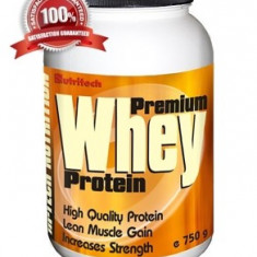 Premium Whey Protein 420g - Concentrat proteic