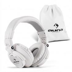 Auna Base DJ Casti 15Hz-22kHz închise cu pliere
