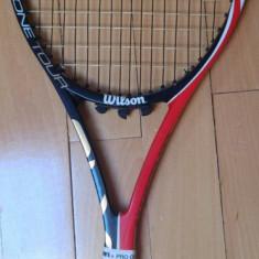 Wilson BLX tour 90 Federer -Tenis de camp - Racheta tenis de camp