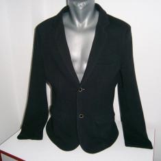 Sacou barbati Zara Man, marimea L, stare foarte buna!, Marime: L, Culoare: Bleumarin
