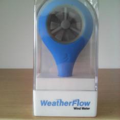 Anemometru WeatherFlow  pentru smartphone