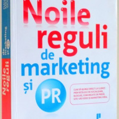NOILE REGULI DE MARKETING SI PR de DAVID MEERMAN SCOTT, 2010 - Carte Marketing
