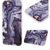 Carcase iPhone 5, 6, 6 Plus, 7 efect marmura. BULK Sale